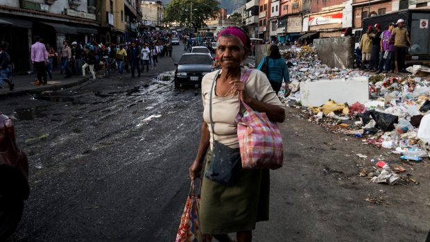 Maiken Gelardi i RÆSON41: Venezuela: Krisen rammer de svageste først