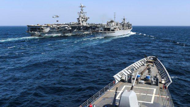 Militæranalytiker Anders Puck Nielsen om flådemissionen i Hormuz: Danmark og Europa er fanget i en kattepine – og Iran bestemmer, hvornår vi slipper ud