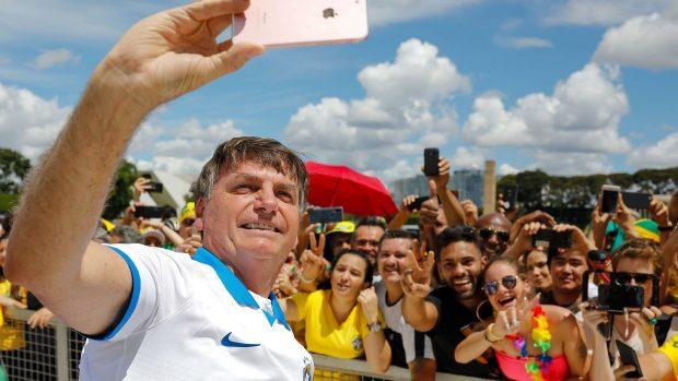 Marie Kolling: Corona truer Brasiliens præsident