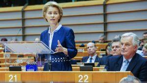 <font color=00008>Sophie Pornschlegel:</font color> Coronakrisen viser, at EU-samarbejdet er fanget i en ond cirkel. Der er behov for europæiske svar, men der er ingen gode løsninger