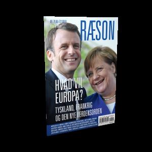 RÆSON41: Hvad vil Europa?
