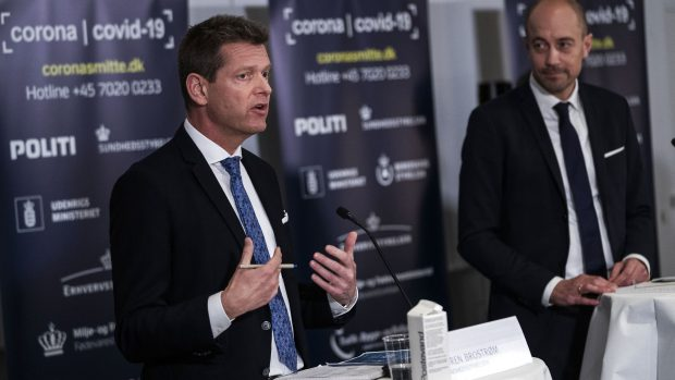 Uffe Gardel følger udviklingen #31: En ny tysk undersøgelse peger i retning af, at Danmarks mørketal er af en faktor 14, langt fra Sundhedsstyrelsens tidligere fantasital