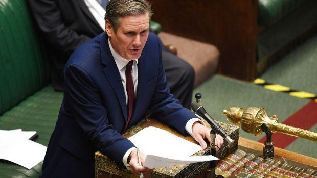 Victor Hatami: Labours nye leder ligner allerede Storbritanniens næste premierminister
