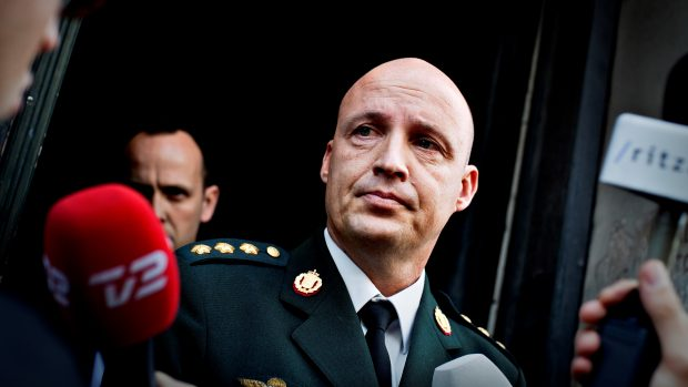 Niels Jespersen: En sort dag for dansk Forsvar