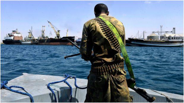 Katja Lindskov Jacobsen: Hvorfor stiger antallet af piratangreb ud for Vestafrikas kyst?
