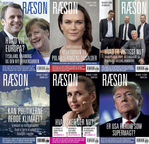 Nyt nummer i kioskerne i juni: Tegn abonnement nu og få bladet med posten inden udgivelsen
