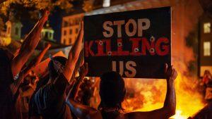 <font color=00008>Niels Jespersen:</font color> De amerikanske racespændinger kan også ske her, hvis vi ikke passer på