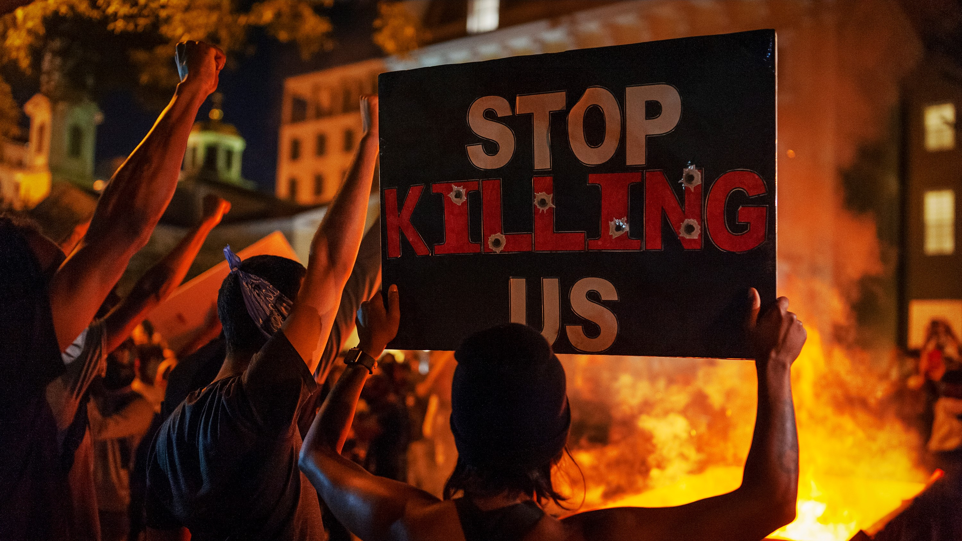 Niels Jespersen: De amerikanske racespændinger kan også ske her, hvis vi ikke passer på