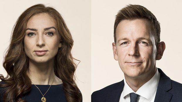 """Rasmus Stoklund (S) i ny podcast: """"Grundlæggende mener jeg faktisk ikke, at det er det danske samfunds opgave at integrere folk, der kommer hertil"""" / Stoklund (S) og Nawa (R) mødes i afsnit 1"""