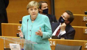 Susanna Dyre-Greensite: Merkel har stadig ikke forstået europæernes bekymringer