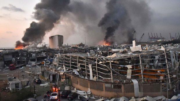 Hans Henrik Fafner om Beirut: Kan tragedien vise en vej til fred i Libanon?