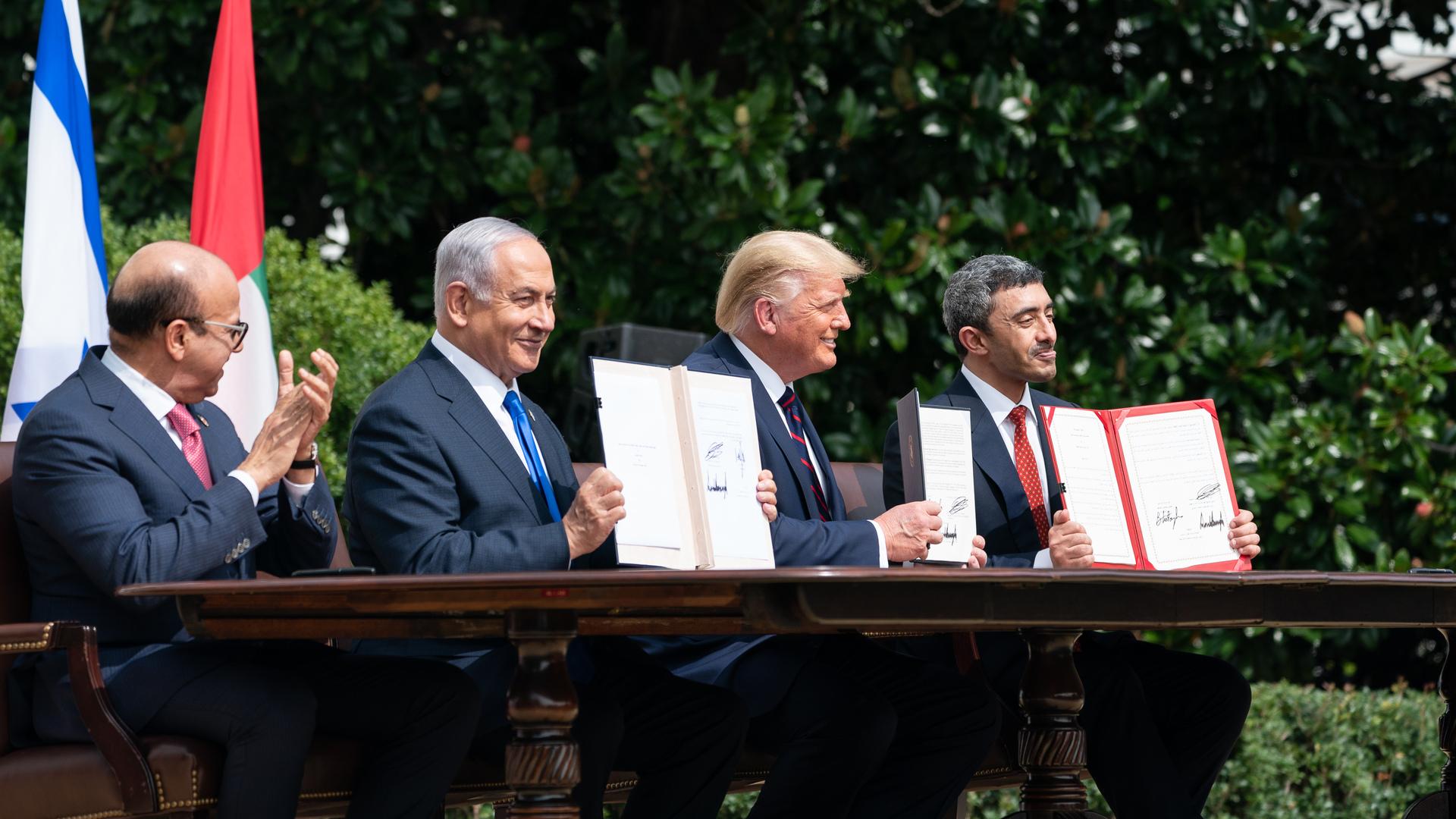 Hans Henrik Fafner: Trumps normaliseringsaftaler i Mellemøsten baner vejen for en kollektiv arabisk fredslutning med Israel – men konfliktens kerne står stadig uløst tilbage