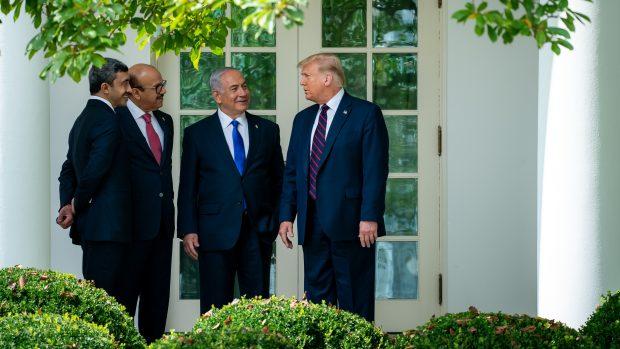Mellemøsten-forsker Kristian Ulrichsen: Aftalen mellem Israel og FAE handler mere om parternes egen-interesser end om fred