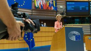 MEP Pernille Weiss (K) om Ursula von der Leyens state of the union-tale: Hvor var Københavnerkriterierne?
