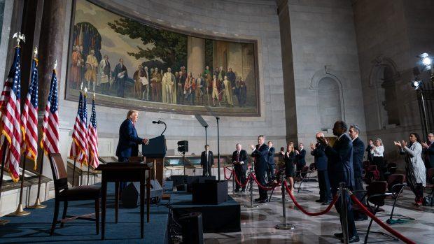 Niels Bjerre-Poulsen: USA's demokrati er ikke sikret, bare fordi Trump taber valget