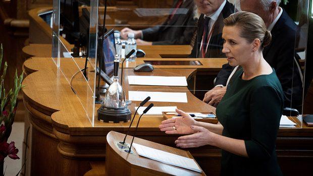 Peter Mogensen ovenpå statsministerens åbningstale: Mette Frederiksen tog en tur ind i det borgerlige land