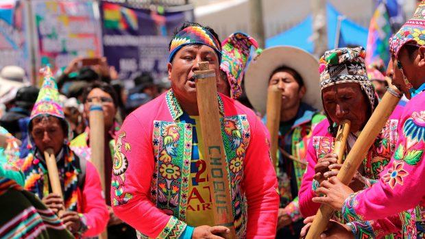 Markus Giessing om valget i Bolivia: Er der en ny og mere demokratisk lyserød bølge på vej i Latinamerika?