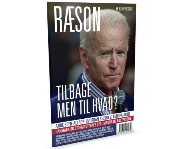 Det nye RÆSON er i kioskerne nu: Tegn abonnement nu og få bladet med posten
