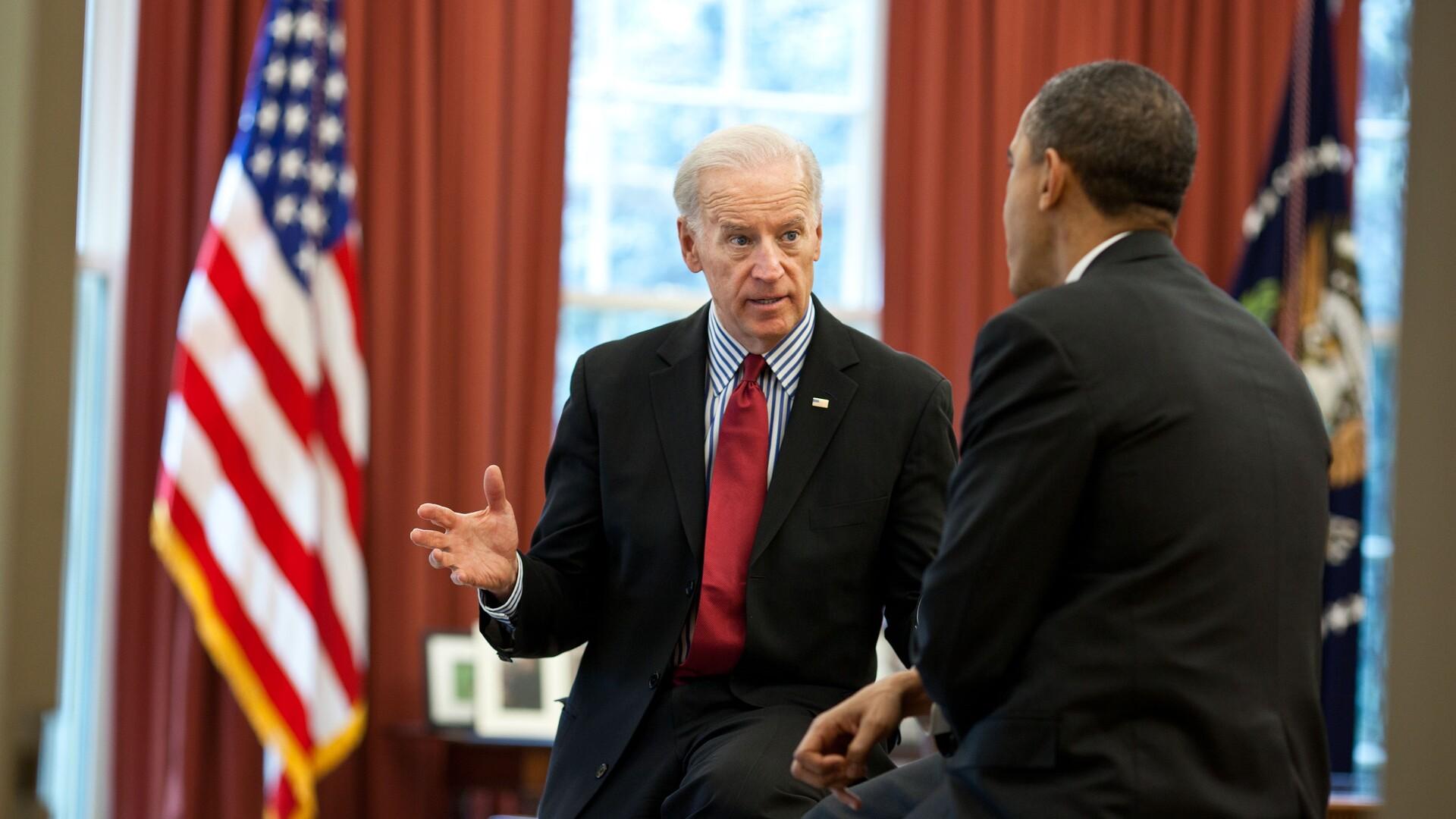 Hans Henrik Fafner: Vil Biden distancere sig fra Obama-arven i Mellemøsten?