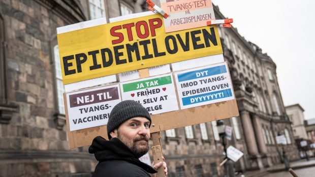 Jan Kristoffersen om epidemilovsforhandlingerne: Det er som om, at COVID-19 virkelig har fået splittet landet