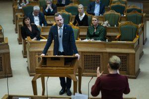 Michael Kristiansen om dansk politik efter mink-sagen: Hele grundfortællingen forandres lige nu