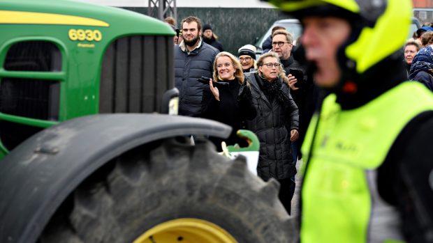 Silas Marker: Sammen med traktorerne rullede der også en mere udtalt populisme ind i dansk politik