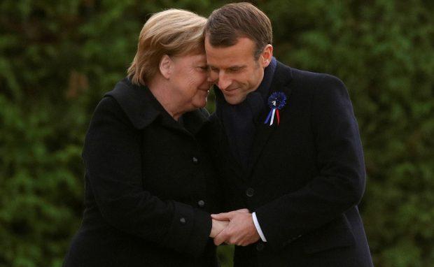 Mikkel Vedby Rasmussen i RÆSONs nye trykte magasin: Vil Biden, Macron og Merkel gribe momentet?