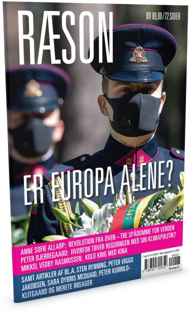 RÆSON43: Er Europa alene?