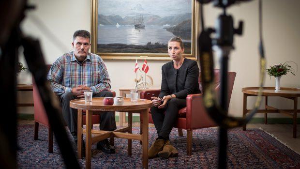 Olsvig og Pram Gad i RÆSONs trykte magasin: Hvem taler på vegne af Grønland?