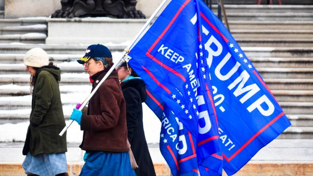 Interview med politolog Ian Bremmer (del 1): For få Demokrater bekæmper splittelsen i USA, når der stadig males fjendebilleder af Trump-vælgere
