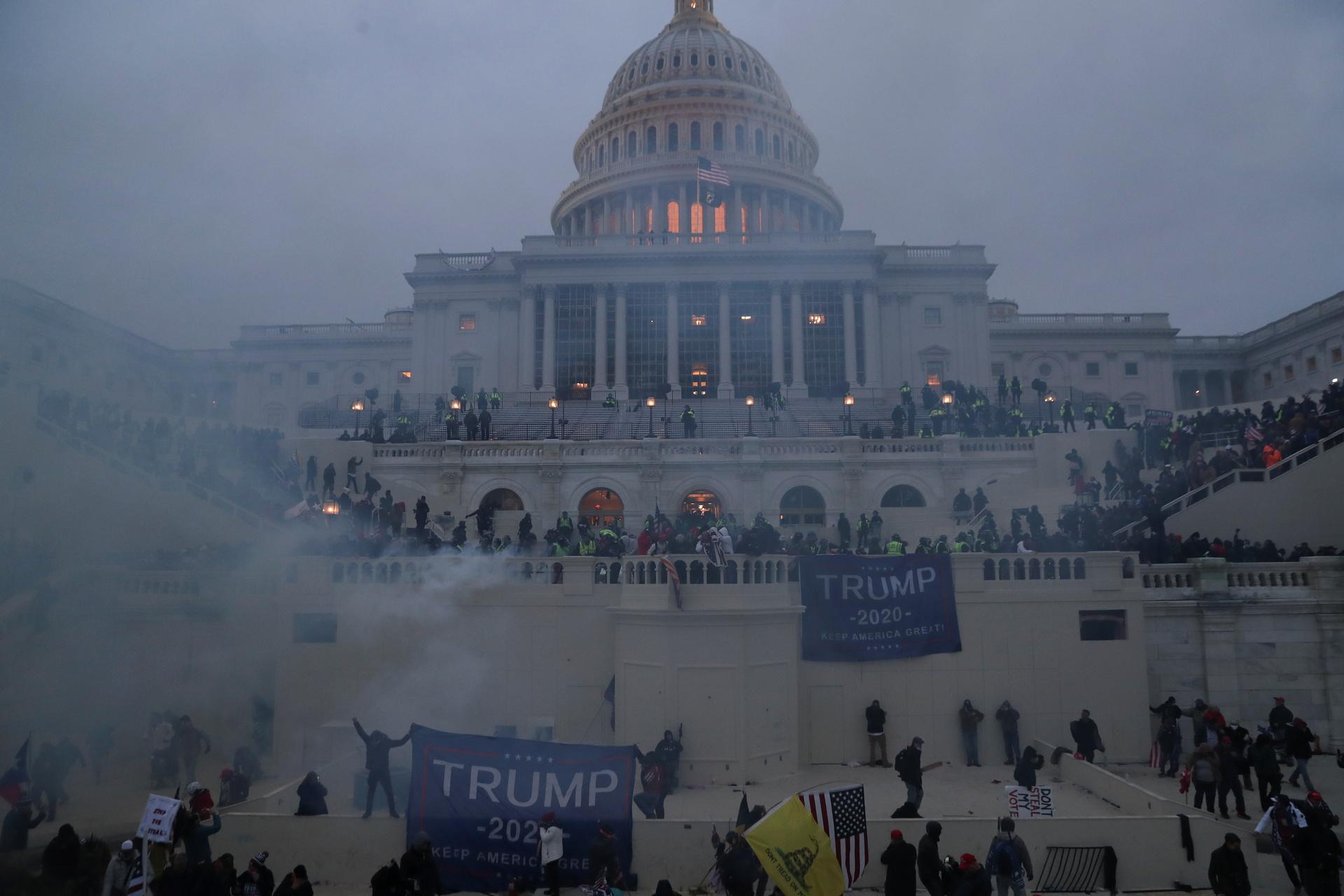 Demokratiforsker Jacob Nyrup: Stormløbet mod Kongressen var et angreb på demokratiet – men det var ikke et statskup