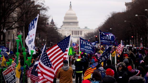 Uffe Gardel om marchen mod Capitol: Trump gik et stykke i Mussolinis fodspor