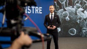 Marcus Stoltze: Ellemann-Jensen er ikke bare bagud Frederiksen i meningsmålingerne. Også på sociale medier halter Venstre efter