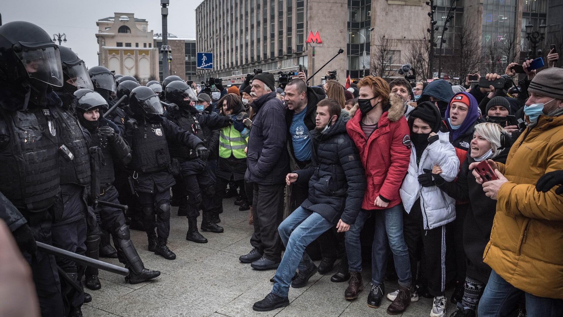 Uffe Gardel: Navalnyj har fået usædvanligt mange russere på gaden, men det er ikke nok til at vælte Putin – endnu