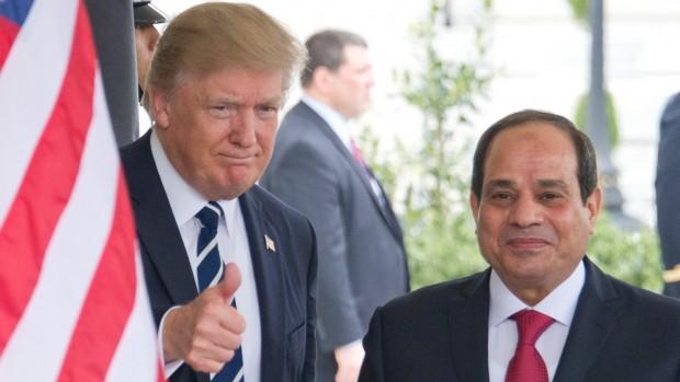 """Hans Henrik Fafner: Biden står overfor et opgør med Trumps """"favorit-diktator"""", den egyptiske præsident al-Sisi"""
