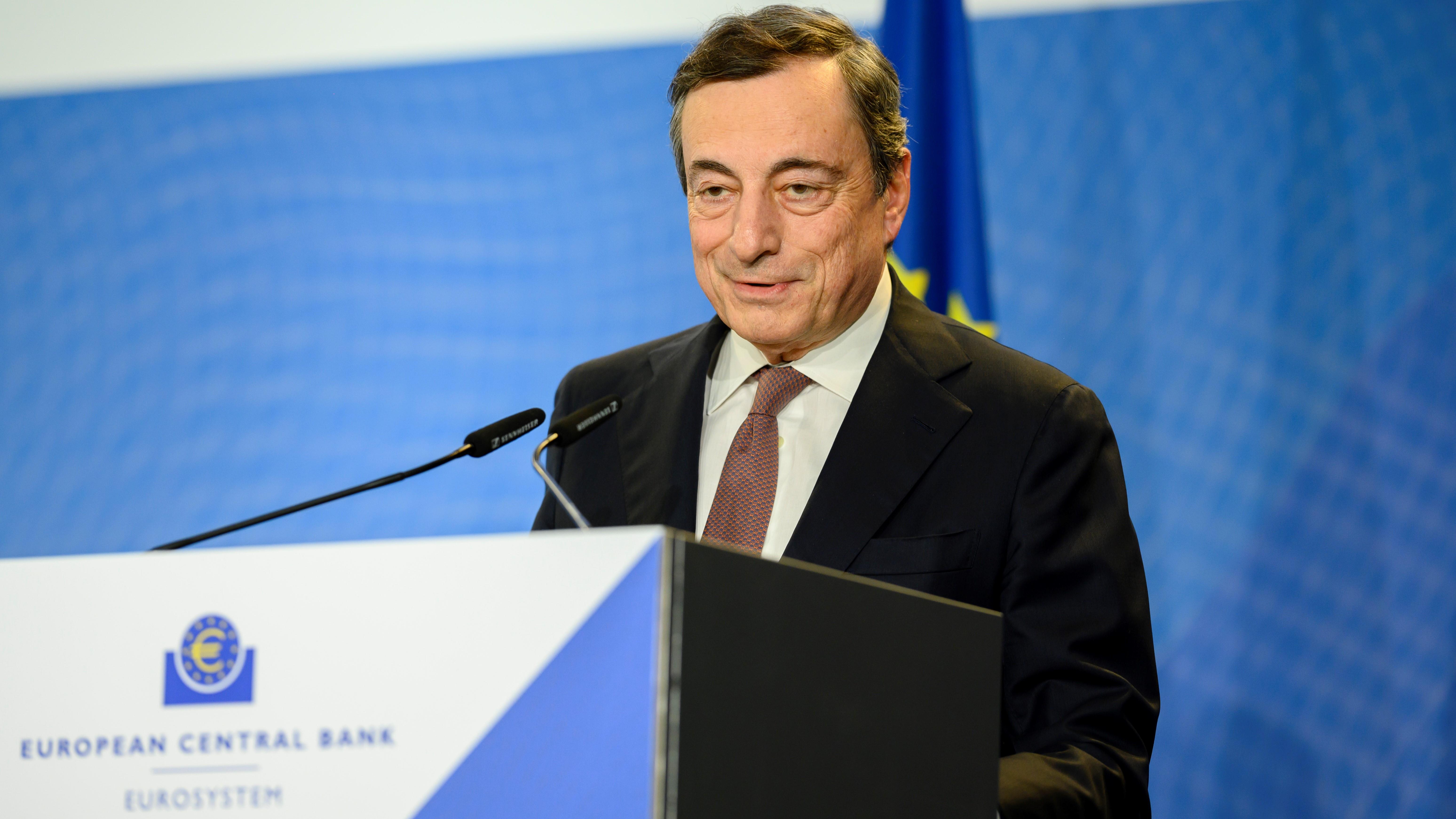 Gert Sørensen: Den tidligere ECB-direktør Mario Draghi ser ud til at være løsningen på Italiens politiske krise