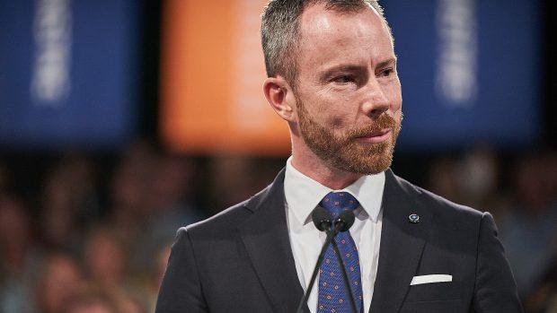 Søren Ulka (V) om krisen i Venstre: Udlændingepolitikken skal lægges på hylden, hvis blå blok skal finde nyt fodfæste