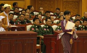 Helene Maria Kyed: Hæren i Myanmar er i gang med at indføre sit 'disciplinerende demokrati' – uden plads til Aung San Suu Kyi