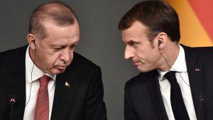 Peter Bjørnbak: Under overfladen mobiliserer Erdoğan sine landsfæller i Frankrig – mod Macron
