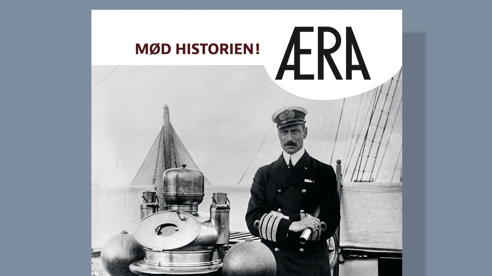 Nyt magasin: Æra – mød historien!