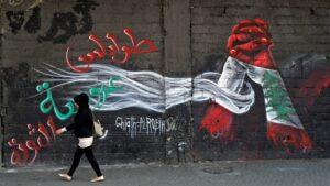 """Anne Kirstine Rønn: Fra ekstremist-rede til """"revolutionens brud"""": Hvordan en by i Libanon blev centrum for et opgør med ulighed og undertrykkelse"""