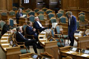 Morten Sodemann: DF vil registrere folks religion. Hvor er protesten fra de andre folketingsmedlemmer?