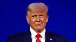 Trumps klare budskab: Nogen skal forlade Republikanerne – men det bliver ikke mig