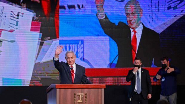 Hans Henrik Fafner: Israels fjerde parlamentsvalg på to år kaster Netanyahu i hænderne på den ekstreme højrefløj – og forværrer efter alt at dømme kun landets politiske krise