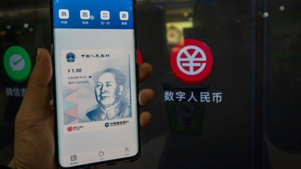 Nikolaj Kærslund Andersen: Kinas nye digitale valuta vil give den kinesiske regering hidtil uset magt over sine borgere – men dens internationale appel er begrænset