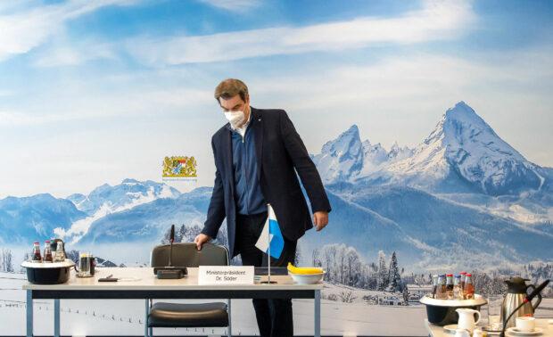 Lykke Friis i RÆSON SØNDAG: Han er Tysklands skyggekansler. Mød manden fra Bayern, som vil dominere tysk politik i de kommende år