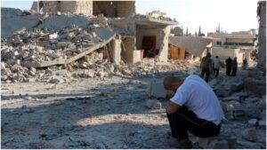 Esben Christensen: Flygtningenævnets vurdering er baseret på en rapport, som fortæller, at tre fjerdedele af alle hjemvendte syrere bliver forfulgt af regimet