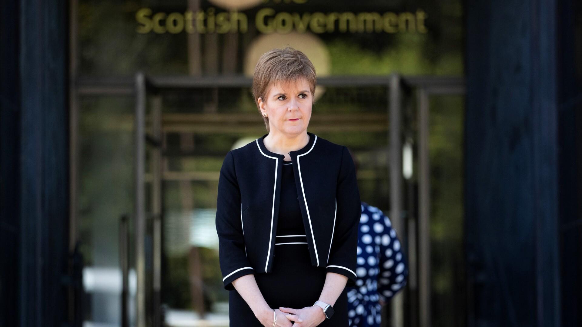 Historiker Tom Devine om Skotland: Under COVID-19 føltes det som om, vi levede i en fuldstændig uafhængig stat