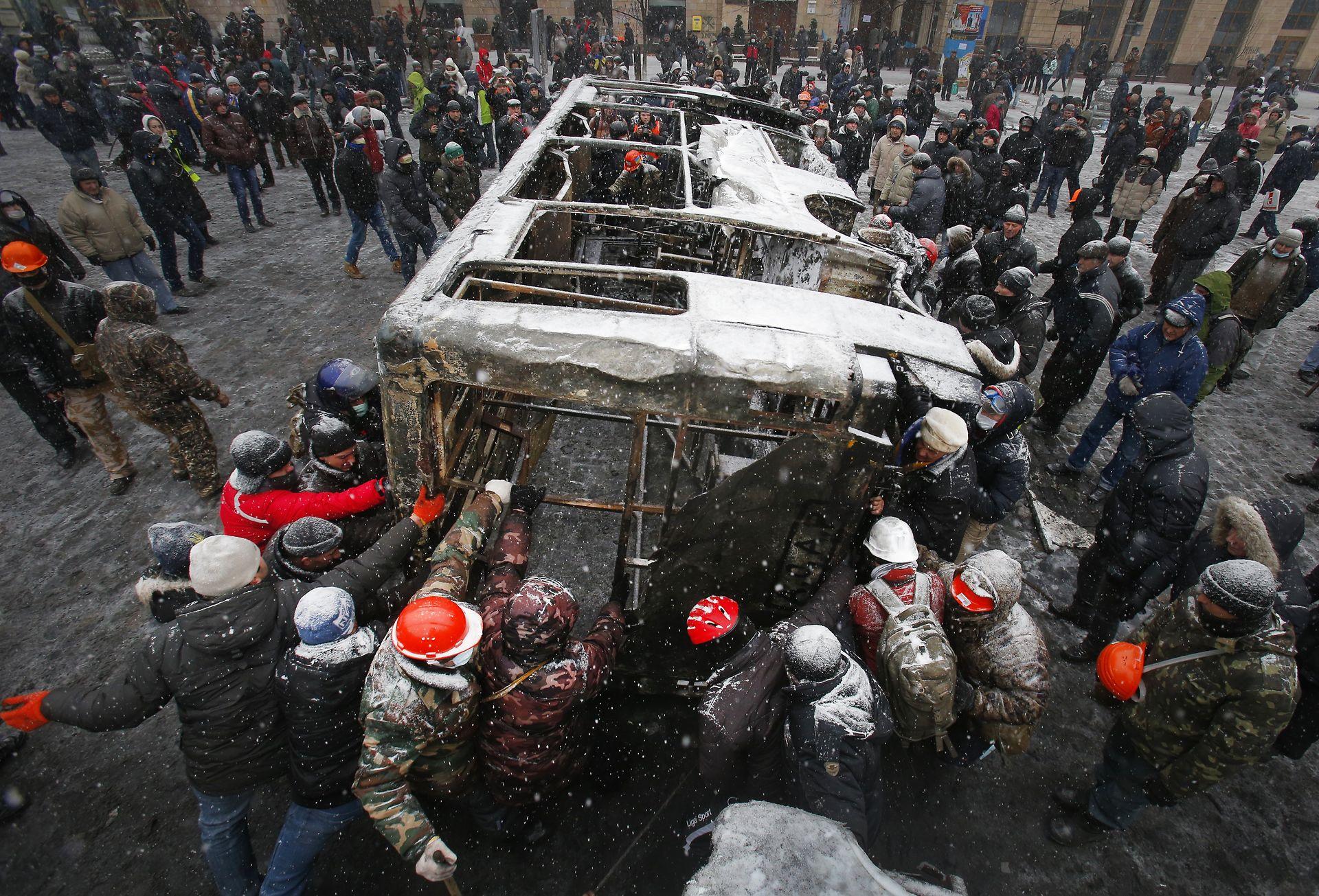Krisecast: Ukraine 2014 – krisen, der ikke sluttede