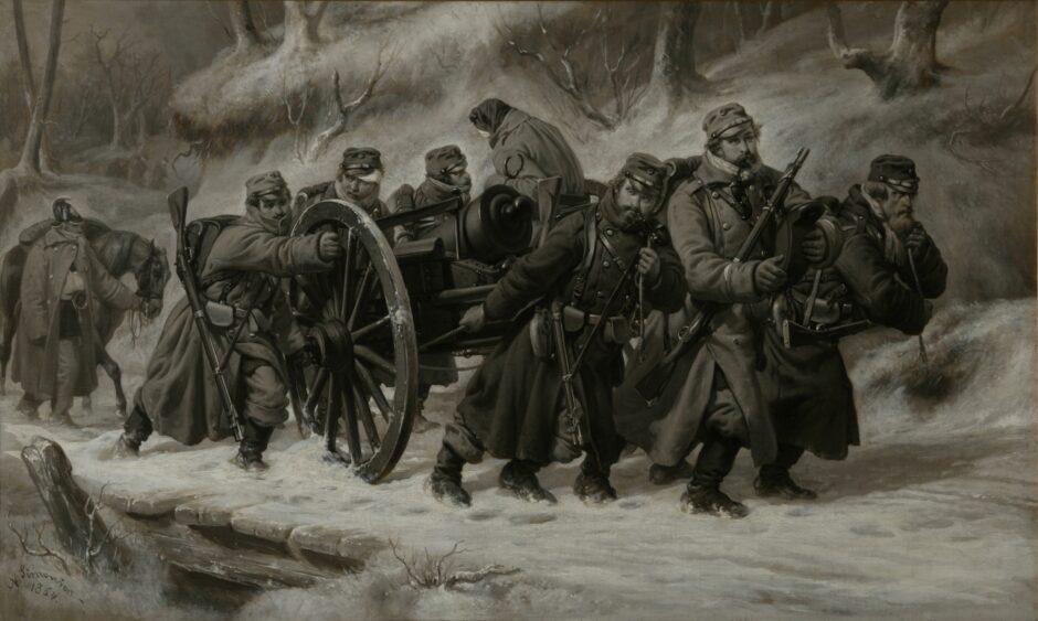 Krisecast: 1864 og de lange linjer i dansk udenrigs- og forsvarspolitik